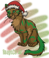 Christmas gift for Nicnak044 by therougecat