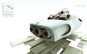 Shuttle design v2 by ethan-