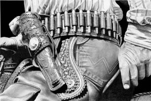 Holster Detail by graphiteartistaz