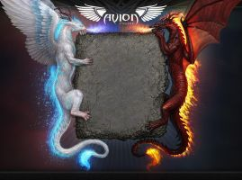 Avion Online Dragons by AlMaNeGrA