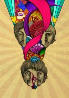 The beatles by justspectacle