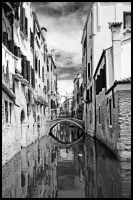 The surface of Venice 2 by BrockenCircle