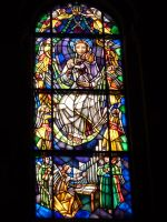 Stained Glass Window by cemacStock