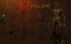 GROOT_wallpak by stramp1a