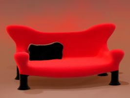 The devil's couch I by kratzdistel