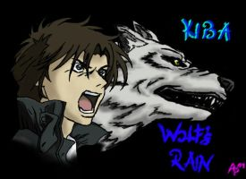 True Form - Kiba -Angel-Pup by WolfsParadise