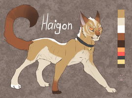 Haigon by Kezzai