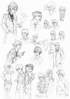 Sketch Dump: Fall 2010 by QuikSilver04