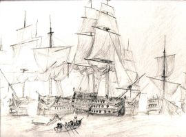 Trafalgar by dashinvaine