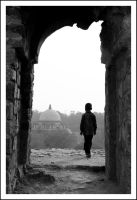 a boy with a view by sanwahi