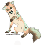 Wolf adoptable [CLOSED] by OneAndOnlyAdopts