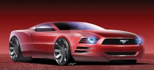Sample of my Car design work 2 by wisign