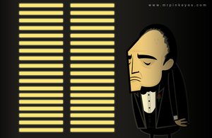 The Godfather by mr-pink-eyes