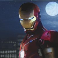IronMan Painting by master-in-disguise