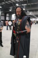Klingon by VoiceofSupergirl