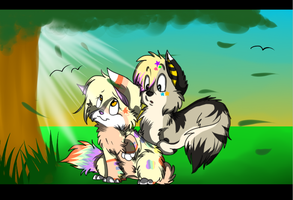 :AT: The shine by Cibibot