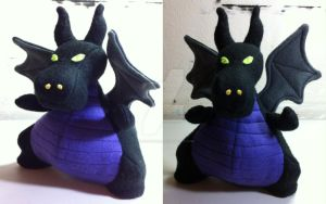 Maleficent by Calvadolore