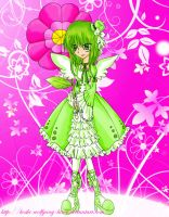 Gumi, The Sweet Loli by Hoshi-Wolfgang-Hime
