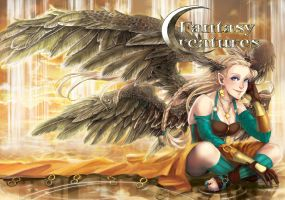 Fantasy Creatures Cover by Loreen