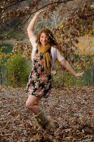 Dancing In The Leaves by HeatherDenise