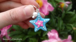 Starfish Charm by BeppasCreations