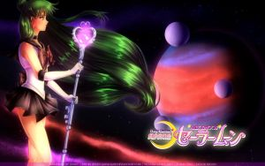 Sailor Pluto WP by Axsens