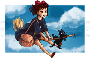 Kiki by Pew-PewStudio