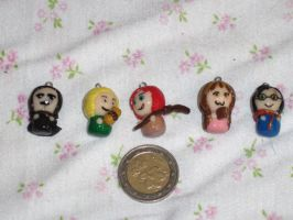 Harry Potter Charms by Celtic--Spirit
