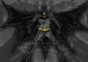 Batman by ADL-art