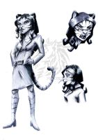 Character Concept: Tigress by Anastas-C