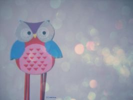 Owl. by xAnnca