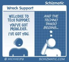 Wreck Support by schizmatic