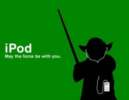 My iPod ads 5 by NolGeo