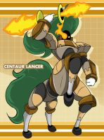 CENTAUR Lancer by techan