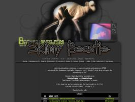 Skinny Beastie Mixtape page by suhleap
