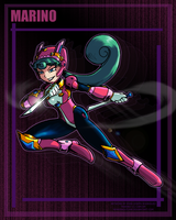 Rockman Day Collage - Marino by NewEraOutlaw