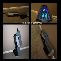 assault rifle by TIMECON