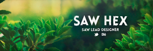 Header for Saw Hex 1500x500 by KodaDesigns
