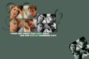 our endless numbered days by blindingxlights