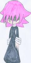 Crona: full body by shadowthehedgehog109