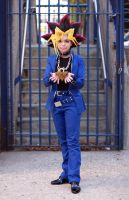 Cosplay - Yugi by TechnoRanma