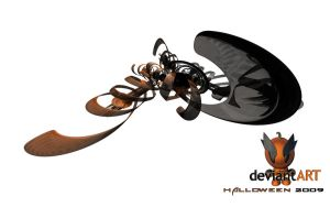 dA Halloween '09 Too by fission1