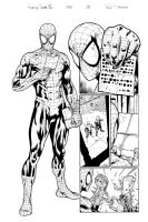 A. Spider Man page 20 by PauloSiqueira