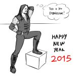 Undertaker OoC - Happy new year, from me too by AliceSacco