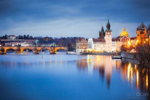 Charles Bridge / Karluv most by sican
