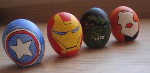 Avengeggs by Regis-AND