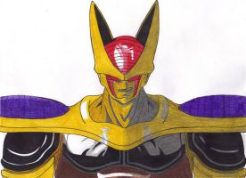 Hirudegarn Cell Face Shot by DBZ2010