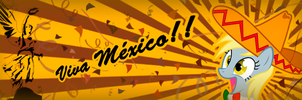 Banner: Viva Mexico !! by KennyKlent