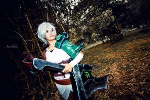 Riven - the exile by kitsune0978