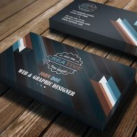 New Creative Business Card by calwincalwin